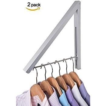 Arrow hanger ah3x12 quik closet clothes for Kleiderstange wand