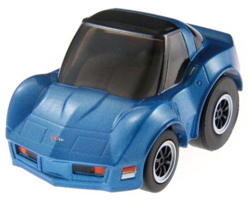 チョロQ シボレー・コルベットC3(メタリックブルー) 「外車シリーズ 第11弾」