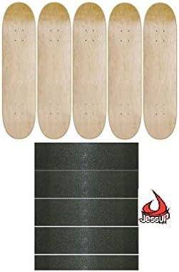 BETTER MADE BLANKS 5-7.63 in Assorted Skateboard DECKS