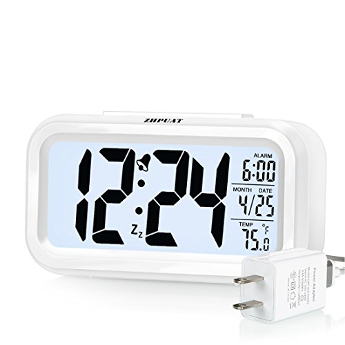 small plug in alarm clock - 2