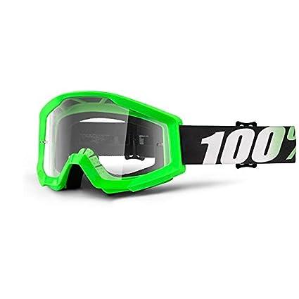 Desconocido 100/% Strata Gafas Enduro Verde 2018