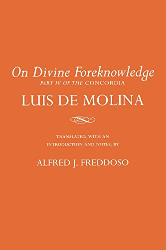 "On Divine Foreknowledge: Part IV of the ""Concordia"" (Cornell Classics in Philosophy, ""Concordia"") (Pt.IV)"
