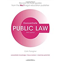 Public Law Concentrate: Law Revision and Study Guide