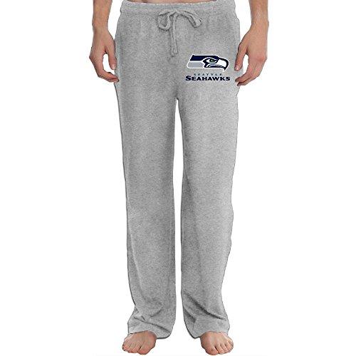 Annabelle Men's Training Pants Seattle Seahaks Ash Size XL
