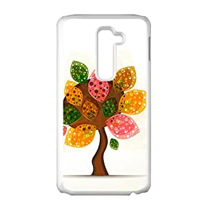 Love Tree Hight Quality Plastic Case for LG G2