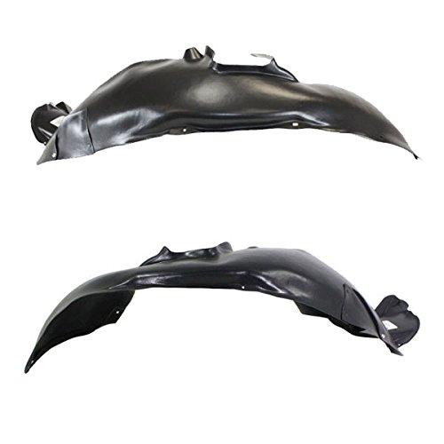 New Splash Shields For Chevrolet,Isuzu,GMC  Front Driver /& Passenger Pair