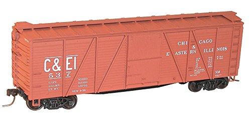 Accurail 7207 40' SS Wood Box C&EI