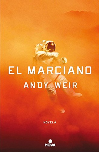 Audiobook cover from Marciano, El (Spanish Edition)by Andy Weir