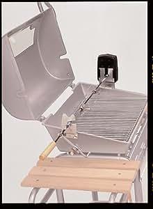 Landmann–Asador con motor 0275–Caño Modelo