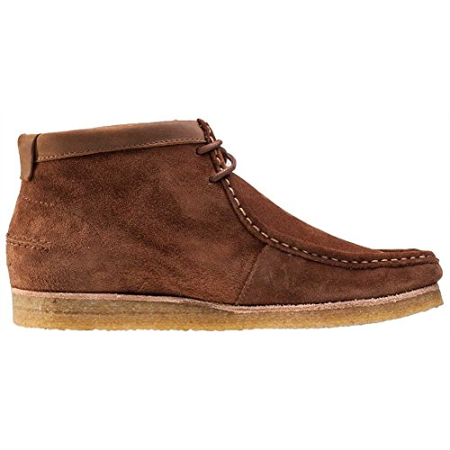 Hush Puppies Mens Brown Suede 'Davenport' Desert Boots 10: Amazon.co.uk:  Shoes & Bags