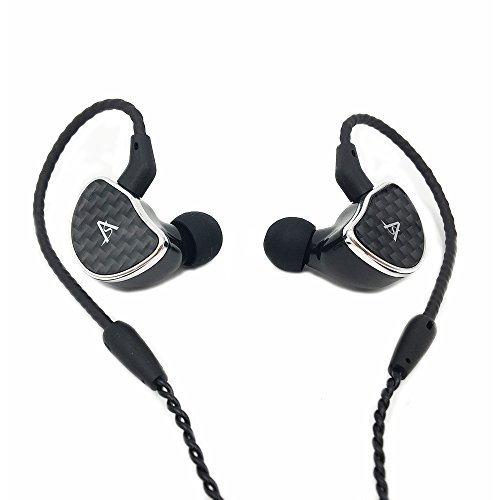 Shozy Hibiki MK2/MK II High-Definition Headphones Single Dynamic Driver HiFi In-Ear Earphone IEMs with 2-pin 0.78mm Detachable Cable, Mic by SHOZY