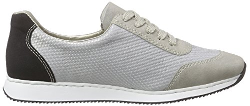 Women Rieker Femme Top Basses Sneakers 56021 Low TOqBz5O