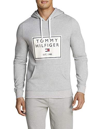 Tommy Hilfiger Men's Brushed Back Fleece Lounge Hoodie