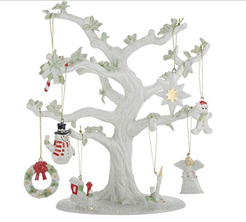 Lenox Halloween Tree Ornaments (Lenox 10-1/2