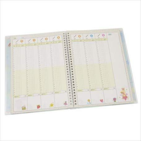 Oriental Belly Child Care Diary Apucheka Over The Rainbow BD-2987