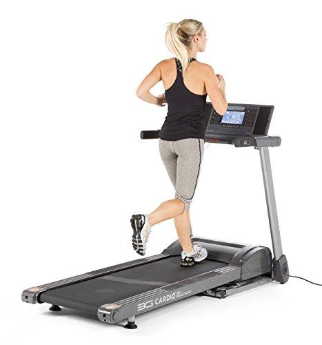 3G Cardio 80i Fold Flat Treadmill by 3G Cardio