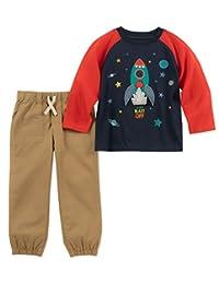 Kids Headquarters Juego de pantalón de 2 Piezas para niños