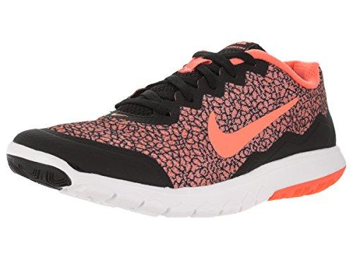 Nike WoMen WMNS Flex Experience RN 4 Prem Running Shoes Black (Black / Atomic Pink-white)