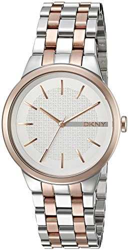 DKNY Women's 'Park Slope' Quartz Stainless Steel Casual Watch (Model: NY2464)