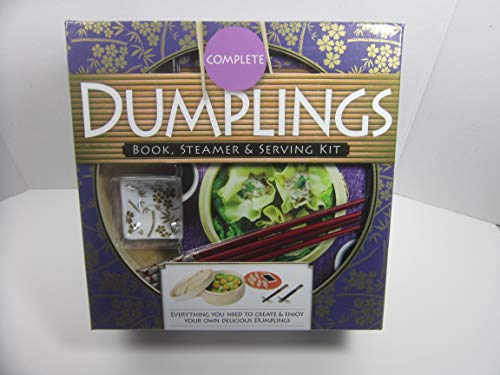 Complete Dumplings Book Steamer and Serving Set ()