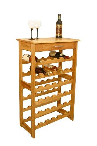 Catskill Craftsmen 36 Bottle Wine Rack