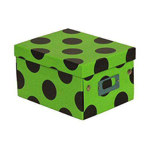 JAM Paper CD Box with Snap Closure - 6 3/4