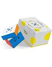 GAN 356 i Carry, Slimme Kubus Stickerless Snelheid Kubus Intelligente Volgen Timing Mutaties Stappen met CubeStation App
