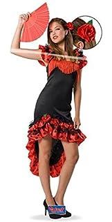 157d6cac01ca I Love Fancy Dress ILFD4529S Ladies Rumba Costumes (Small): Amazon ...