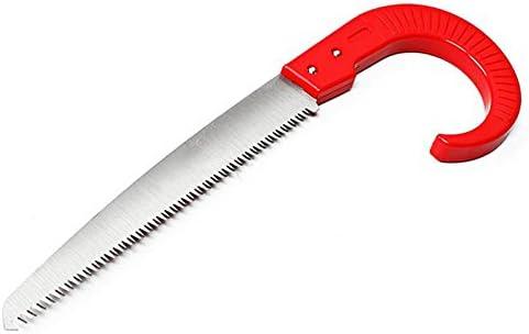 1 pieza de herramienta de jardín poda sierra 300 mm hoja de sierra de aleación de manganeso U-Type mango jardinería podar herramienta de corte: Amazon.es: Bricolaje y herramientas