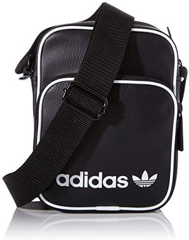 dígito A gran escala freír  adidas Mini Bag Vint Bolso bandolera Unisex adulto: Amazon.es: Zapatos y  complementos