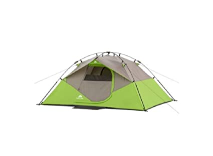 Ozark Trail 4 Person Instant Dome Tent  sc 1 st  Amazon.com & Amazon.com : Ozark Trail 4 Person Instant Dome Tent : Family Tents ...