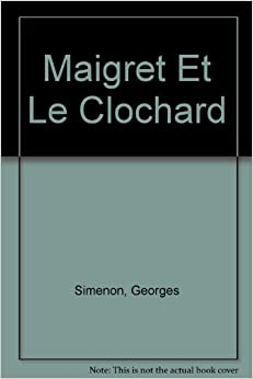 Book Maigret Et Le Clochard