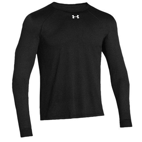 Under Armour Locker Long Sleeve T Shirt Black,Medium