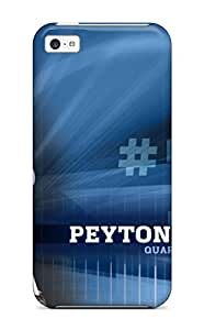 Tpu Fashionable Design Peyton Manning Rugged Case Cover For Iphone 5c New
