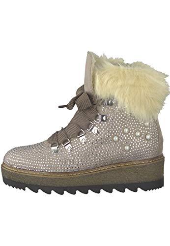 Women's Beige Rosa 21 shell 26722 425 Boots Tamaris 1nHwn
