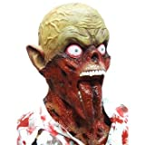 Bloody Taunting Zombie Rubber Mask