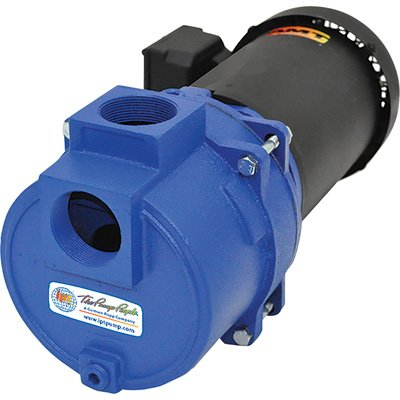 (IPT Two-Stage Sprinkler Booster Pump - 3480 GPH)