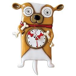 Roofus Clock By Allen Designs