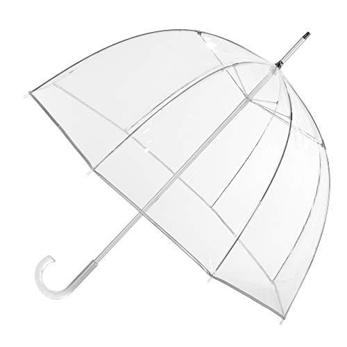 totes Signature Clear Bubble Umbrella (Umbrella Near Bubble Me)