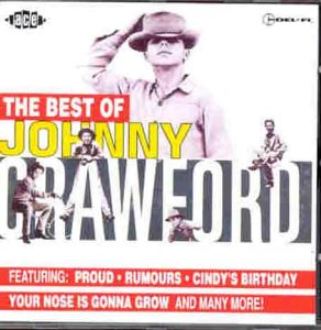 Best of Johnny Crawford by Ace Records UK