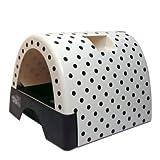 Kitty a Go-Go Cat Litter Box - Polka Dot