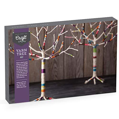 Craft Crush Yarn Tree Kit