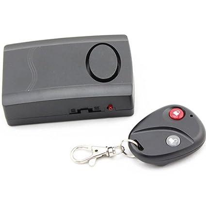 Genérico vibrador con control remoto de alarma inalámbrico ...