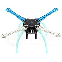 QWinOut 500mm Multi-Rotor Air Frame Kit S500-PCB With Circuit Board for FPV Quadcopter Gopro Gimbal F450 Upgrade