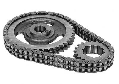 Ford Racing M6268A460 Full Roller Chain, 9 Position Crank Sprocket by Ford