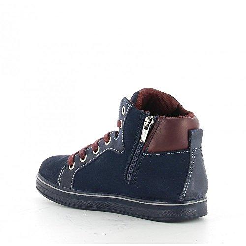 Paygt Primigi Sneakers Bleu Garçon 8632 Hautes wqzYBvz7