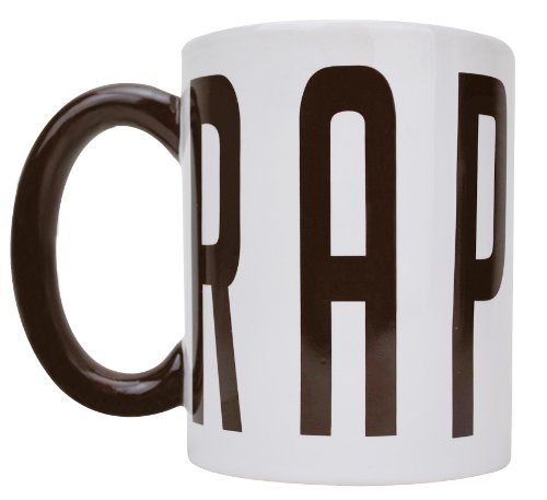 BigMouth Inc Oh Crap Mug