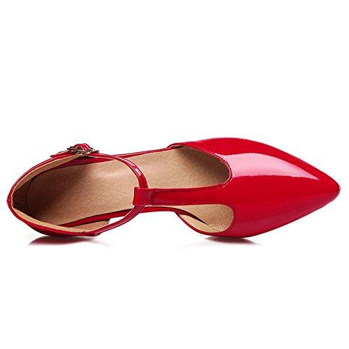 T 1 Mode Sandali Zanpa Red Donna Strap qUCw8WO8