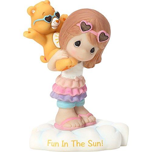 Precious Moments Company 163413 Care Bears Fun In The Sun! Resin Figurine