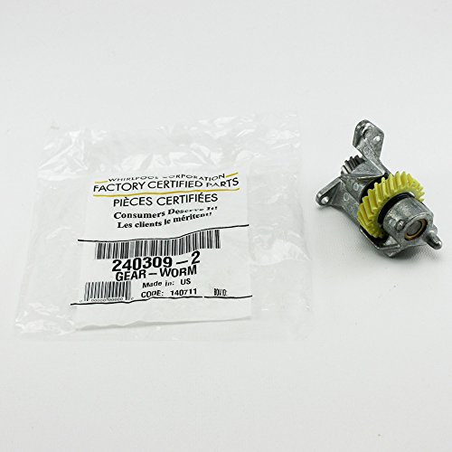 WP240309-2 240309-2 replaces KitchenAid 4162101 Replacement Gear